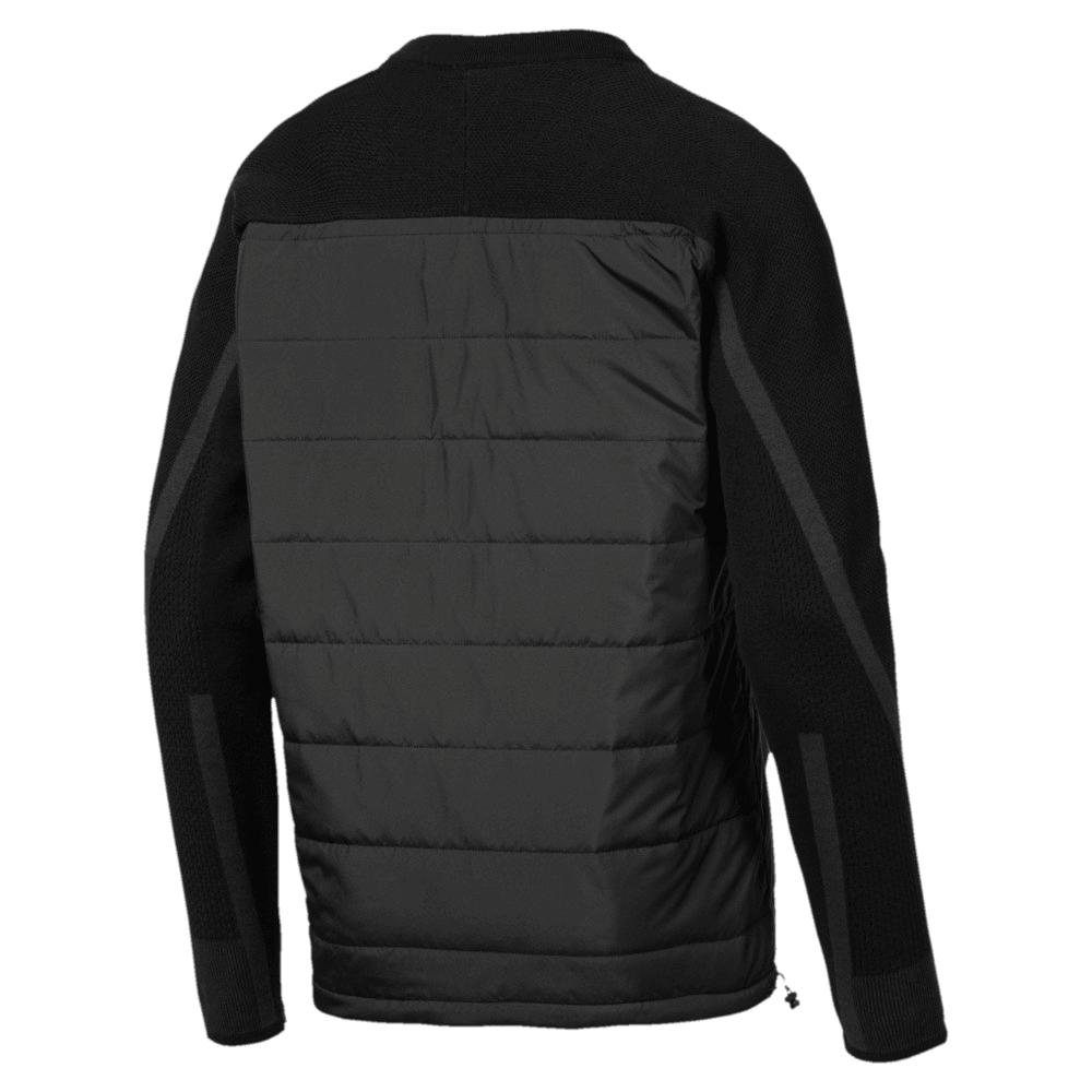Image Puma Ferrari evoKNIT Midlayer Men's Sweater #2