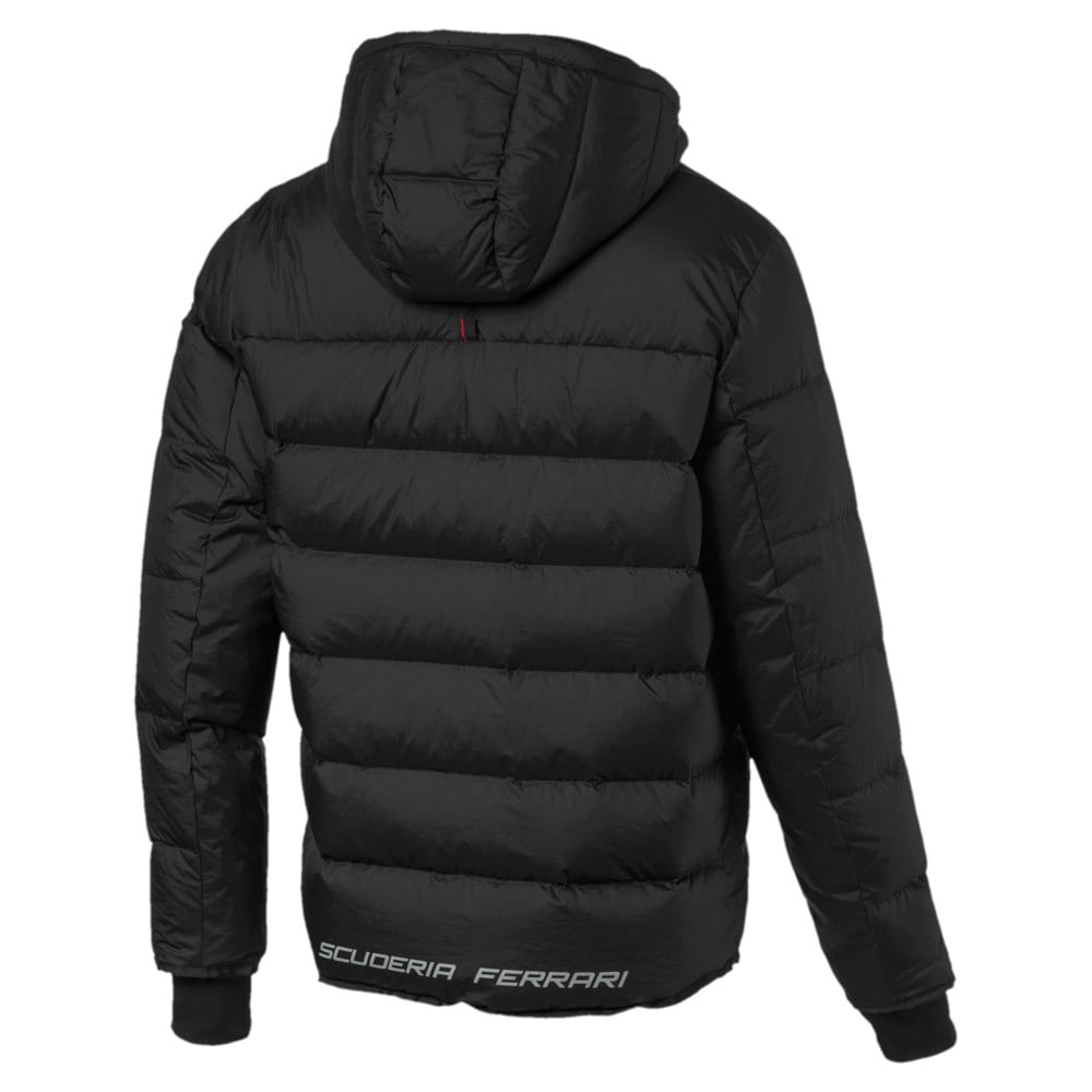 Зображення Puma Куртка Ferrari Down Jacket #2: Puma Black