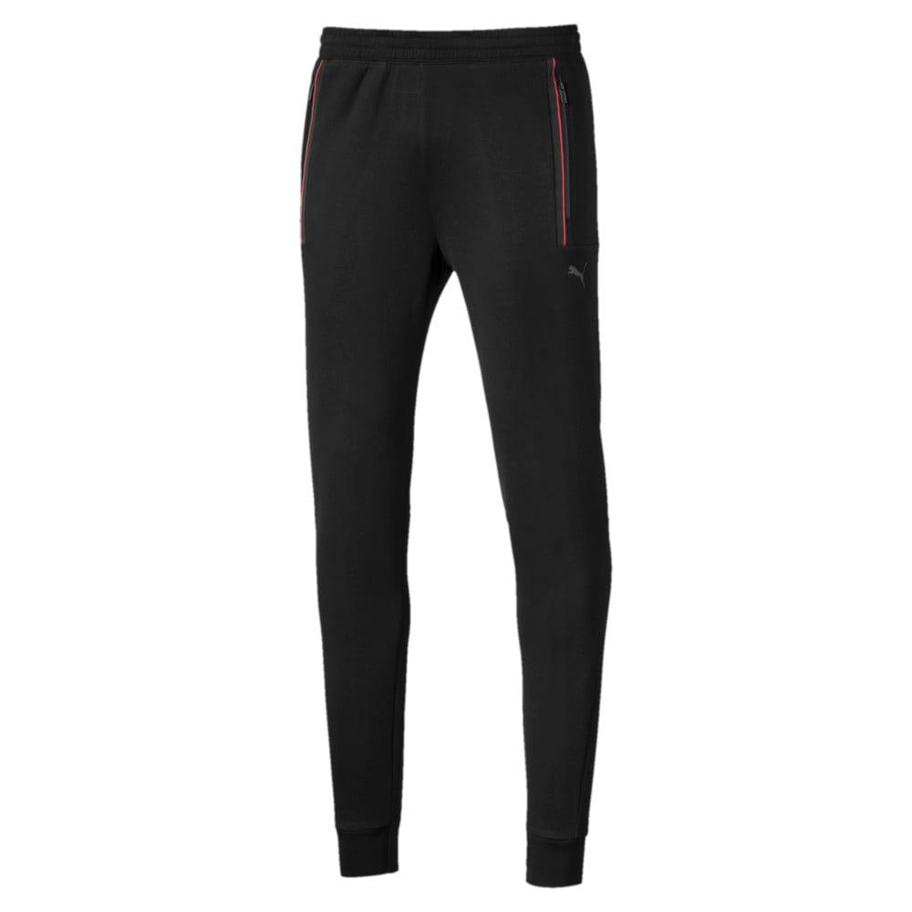 Image Puma Ferrari Knitted Men's Sweatpants #1