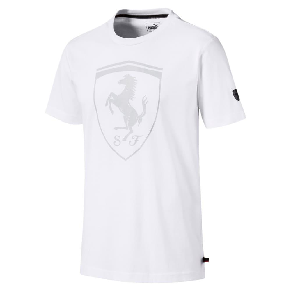 Изображение Puma Футболка Ferrari Big Shield Tee #1
