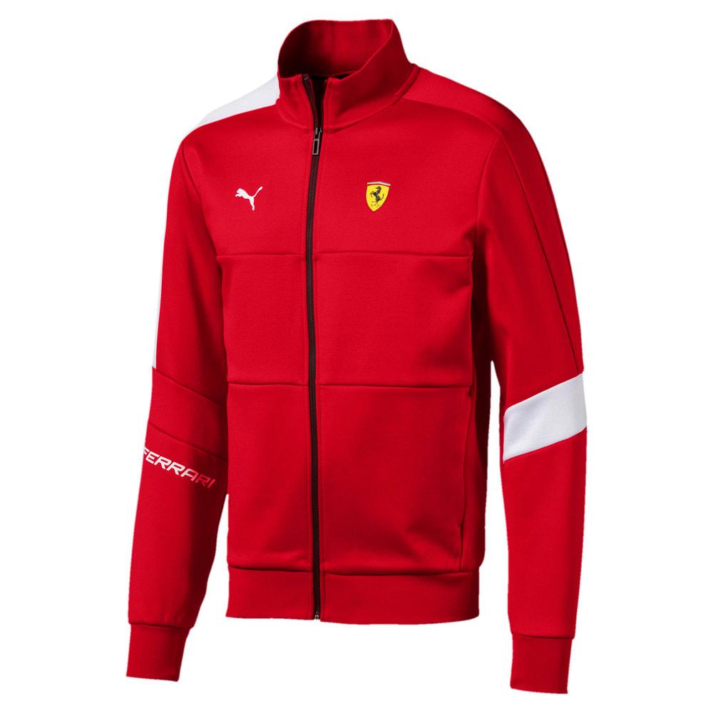 Image Puma Ferrari T7 Men's Track Jacket #1