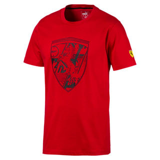 Изображение Puma Футболка Ferrari Graphic Men's Tee