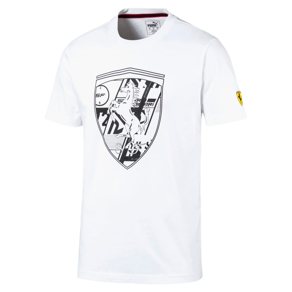 Изображение Puma Футболка Ferrari Graphic Men's Tee #1