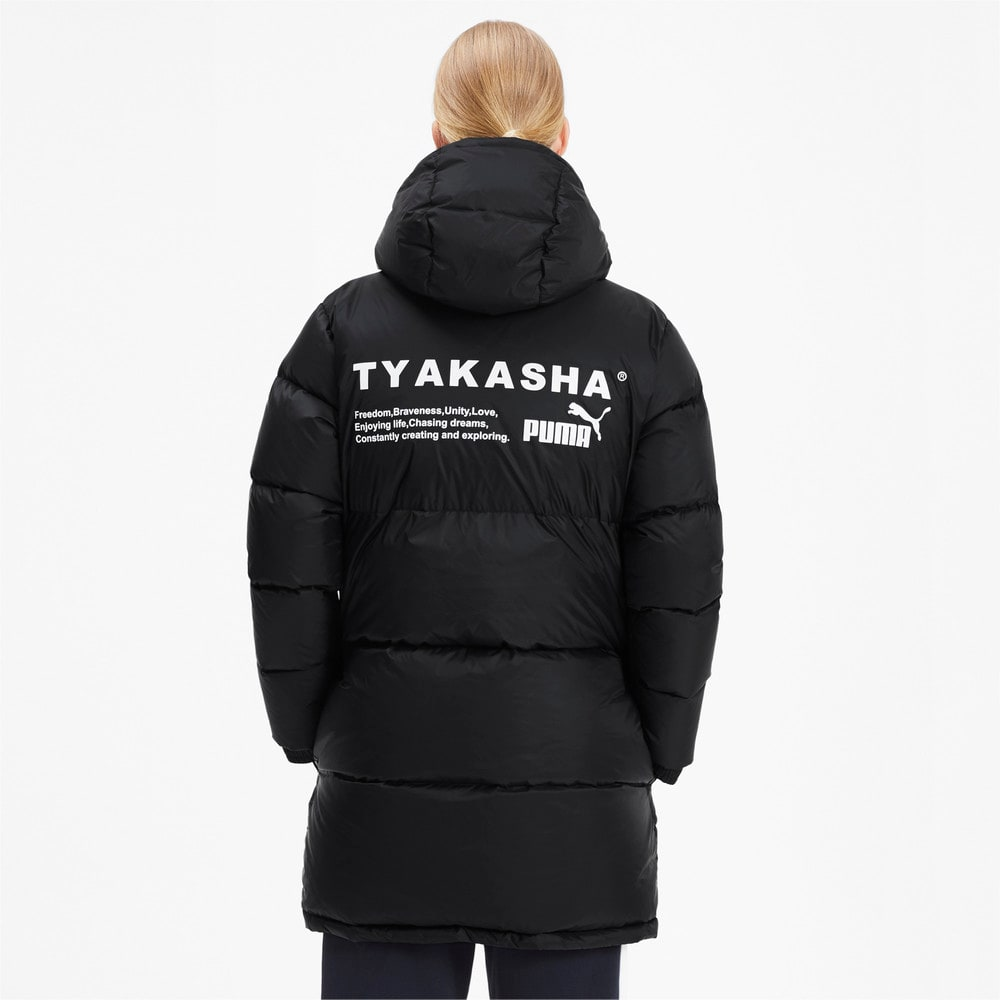 Изображение Puma Куртка PUMA x TYAKASHA Down Parka #2