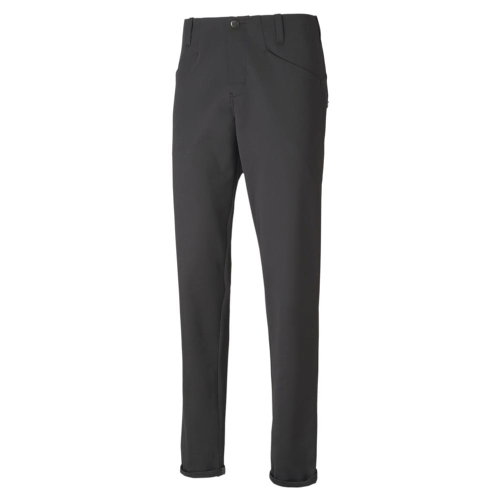Image Puma Porsche Design Men's Knitted Pocket Pants #1