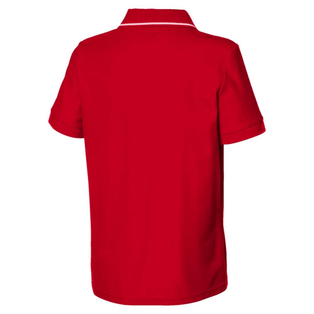 Image Puma Ferrari Kids' Polo Shirt #2