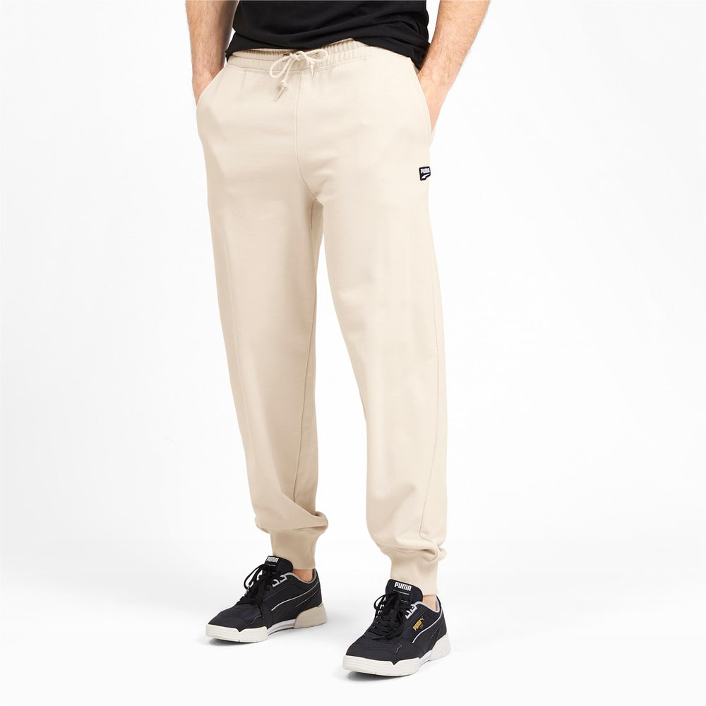Image Puma Downtown Knitted Men's Sweatpants #1