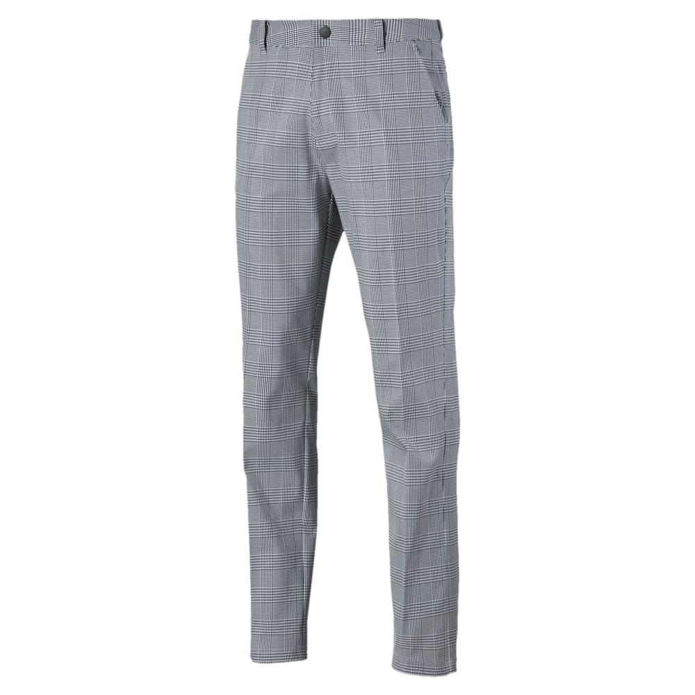 Image Puma Plaid Men's Golf Pants #1