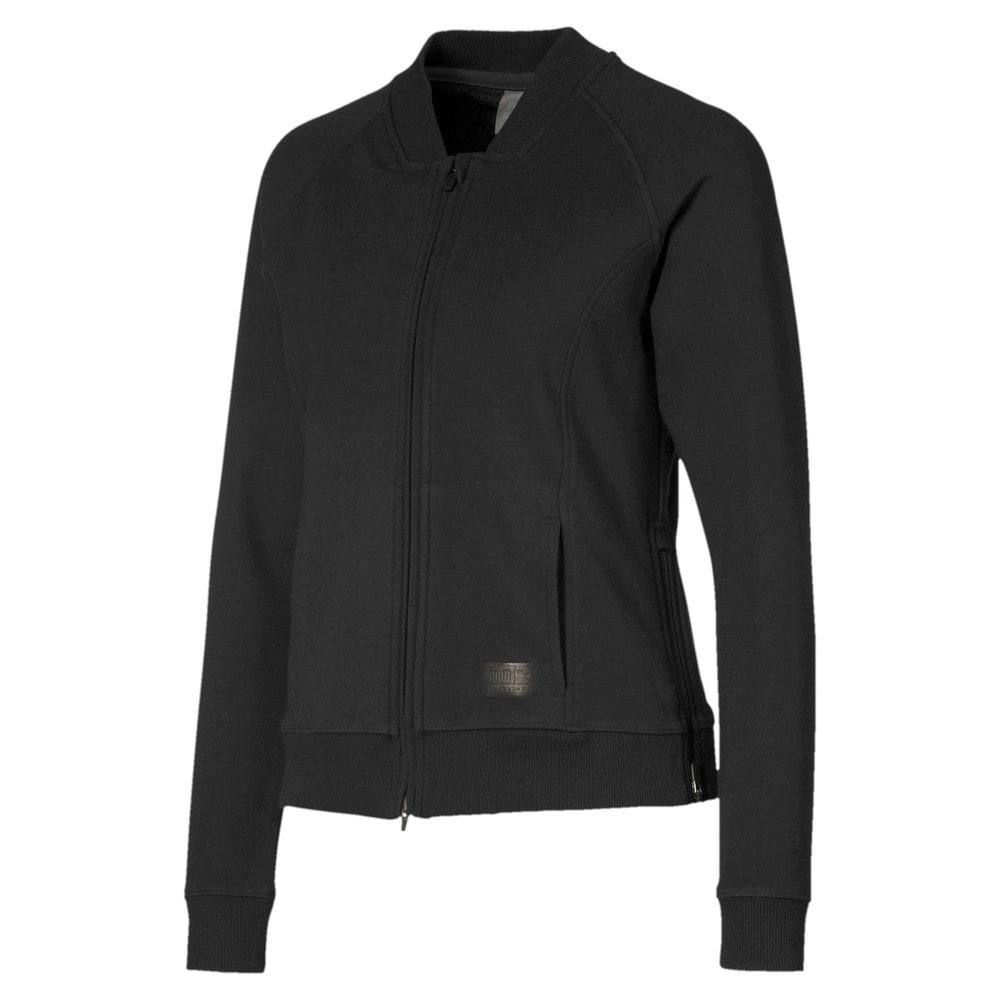 Image Puma Bomber Women's Golf Jacket #1