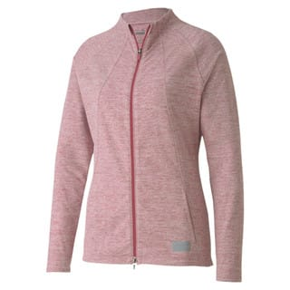 Image Puma Cloudspun Warm Up Women's Golf Jacket