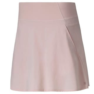 Image Puma PWRSHAPE Solid Woven Women's Golf Skirt