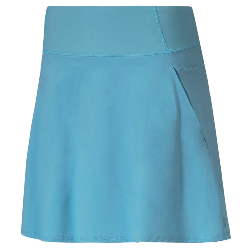 Image Puma PWRSHAPE Solid Woven Women's Golf Skirt #1