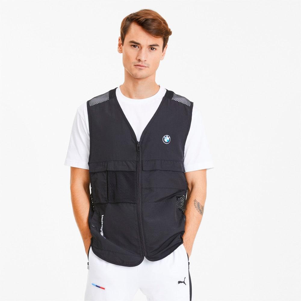 Image Puma BMW M Motorsports Street Men's Vest #1