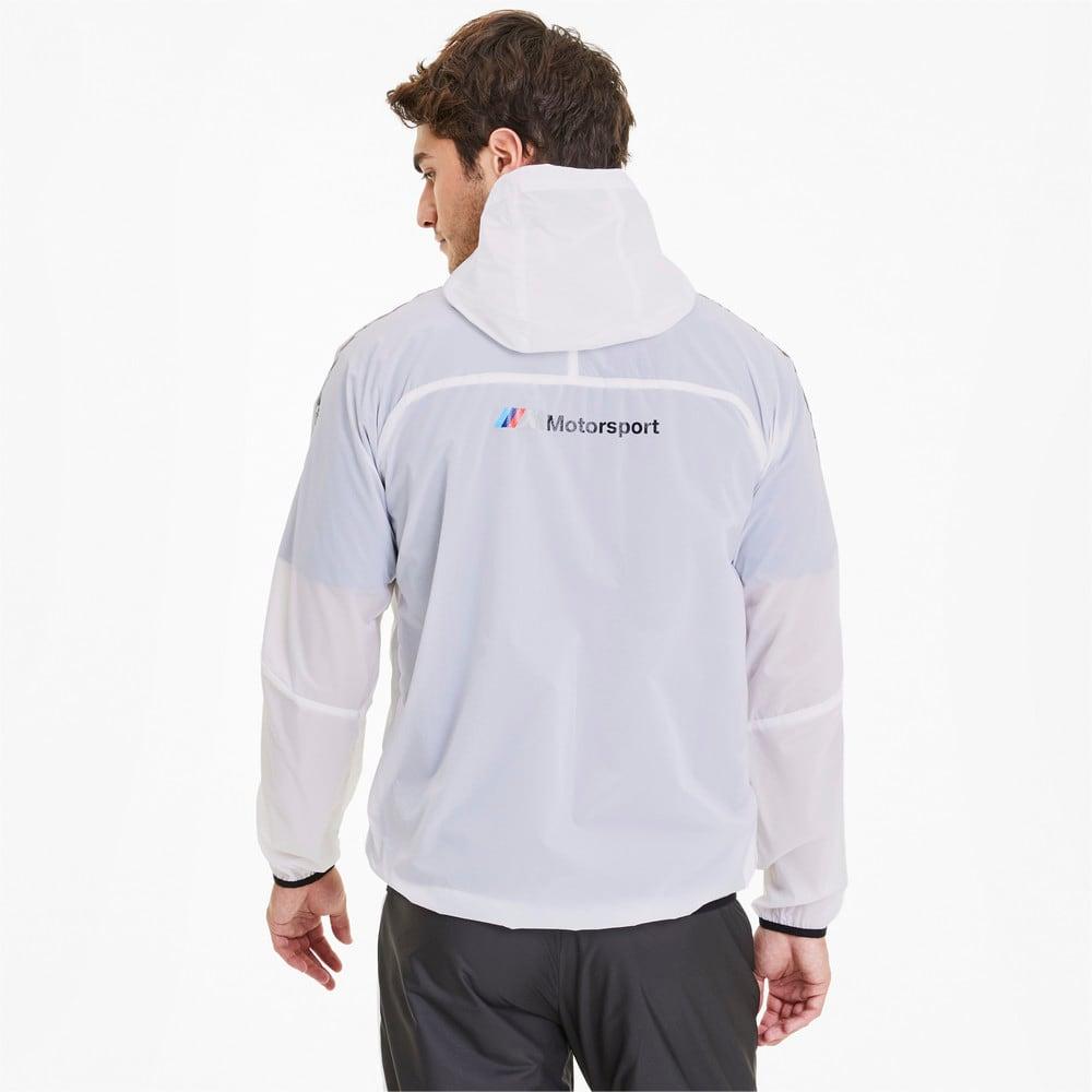 Image Puma BMW M Motorsport T7 City Hooded Men's Jacket #2