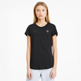 Изображение Puma Футболка Ferrari Wmn Small Shield Tee