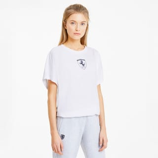 Изображение Puma Футболка Ferrari Wmn Big Shield Tee