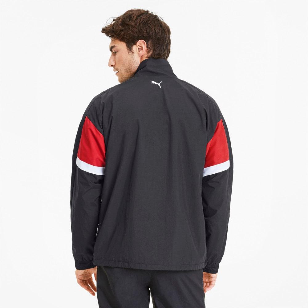 Image Puma Scuderia Ferrari Woven Men's Motorsport Jacket #2