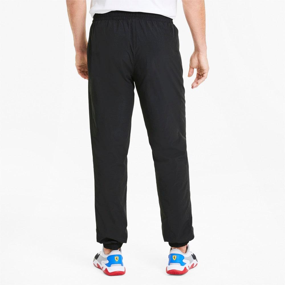 Image Puma Scuderia Ferrari Street Woven Men's Pants #2