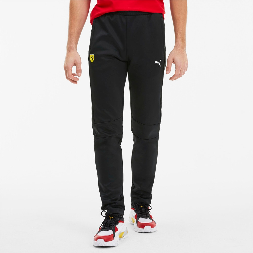 Imagen PUMA Pantalones deportivos Scuderia Ferrari T7 para hombre #1