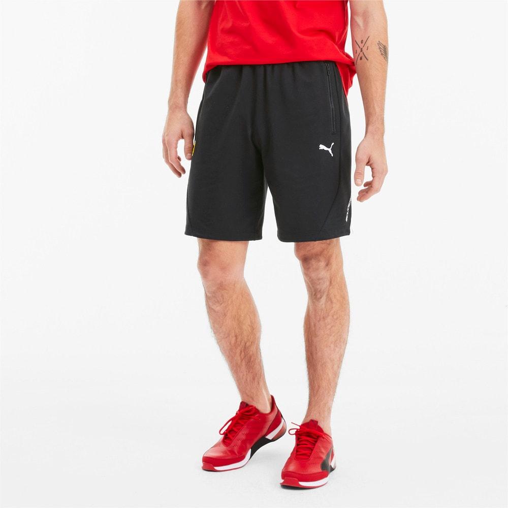 Imagen PUMA Shorts deportivos Scuderia Ferrari Lightweight para hombre #1