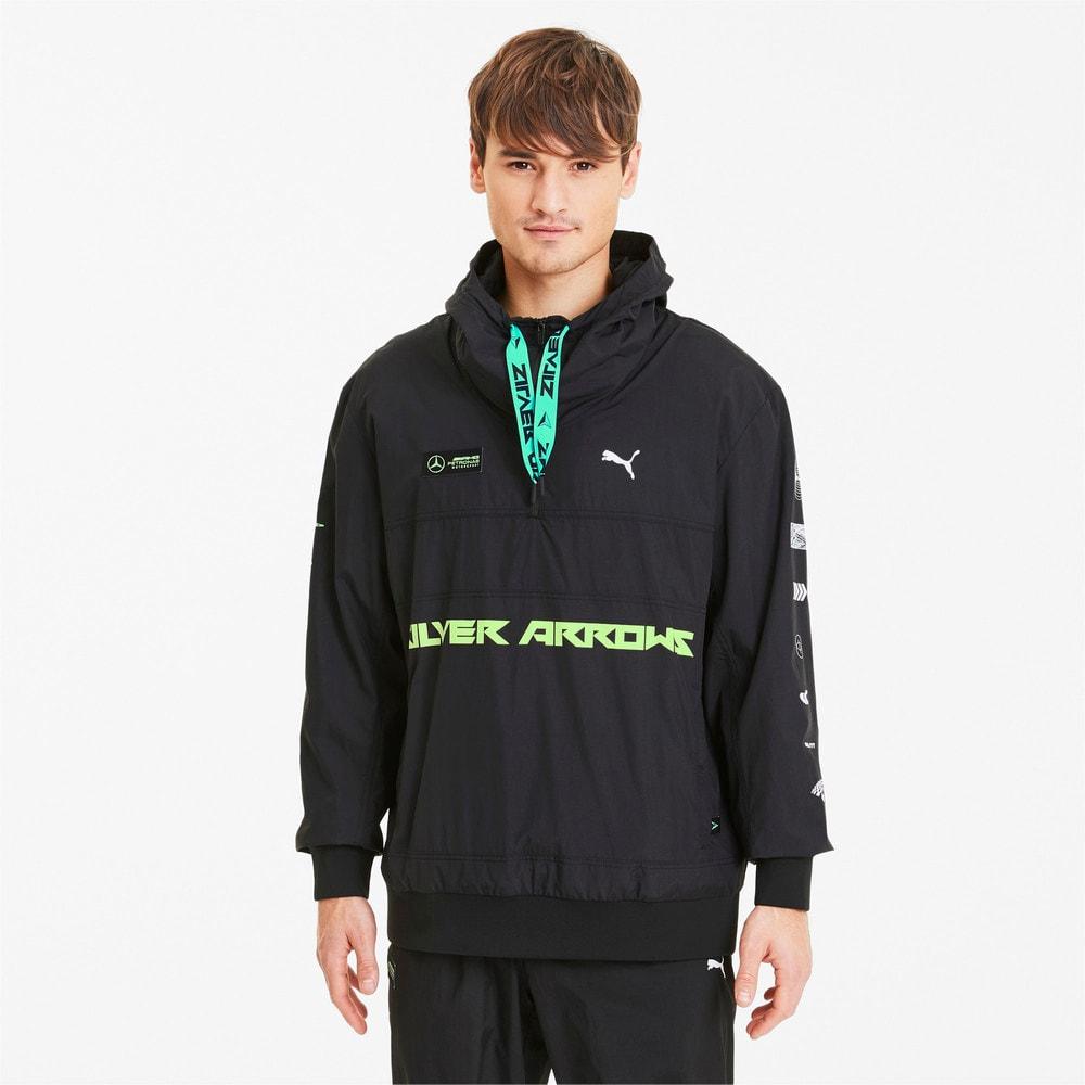 Изображение Puma Олимпийка MAPM Street Jacket #1: Puma Black