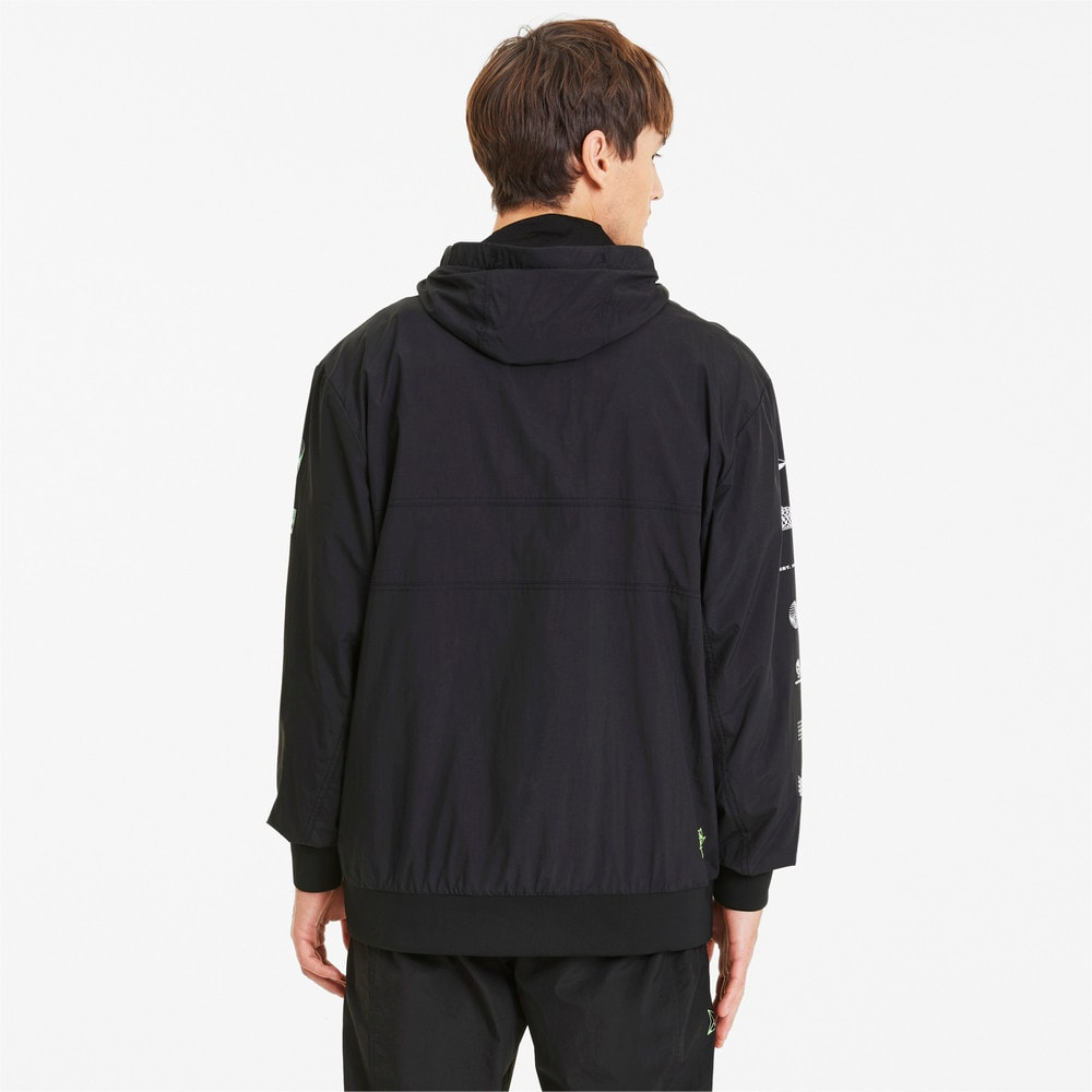 Изображение Puma Олимпийка MAPM Street Jacket #2: Puma Black