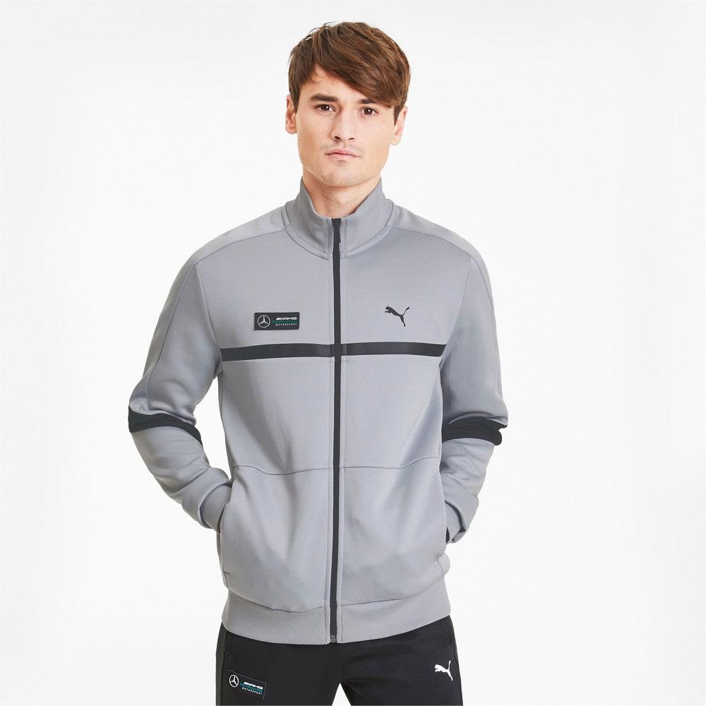 Image Puma Mercedes T7 Men's Track Jacket #1