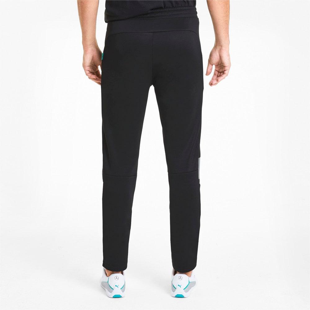 Image Puma Mercedes T7 Knitted Men's Sweatpants #2