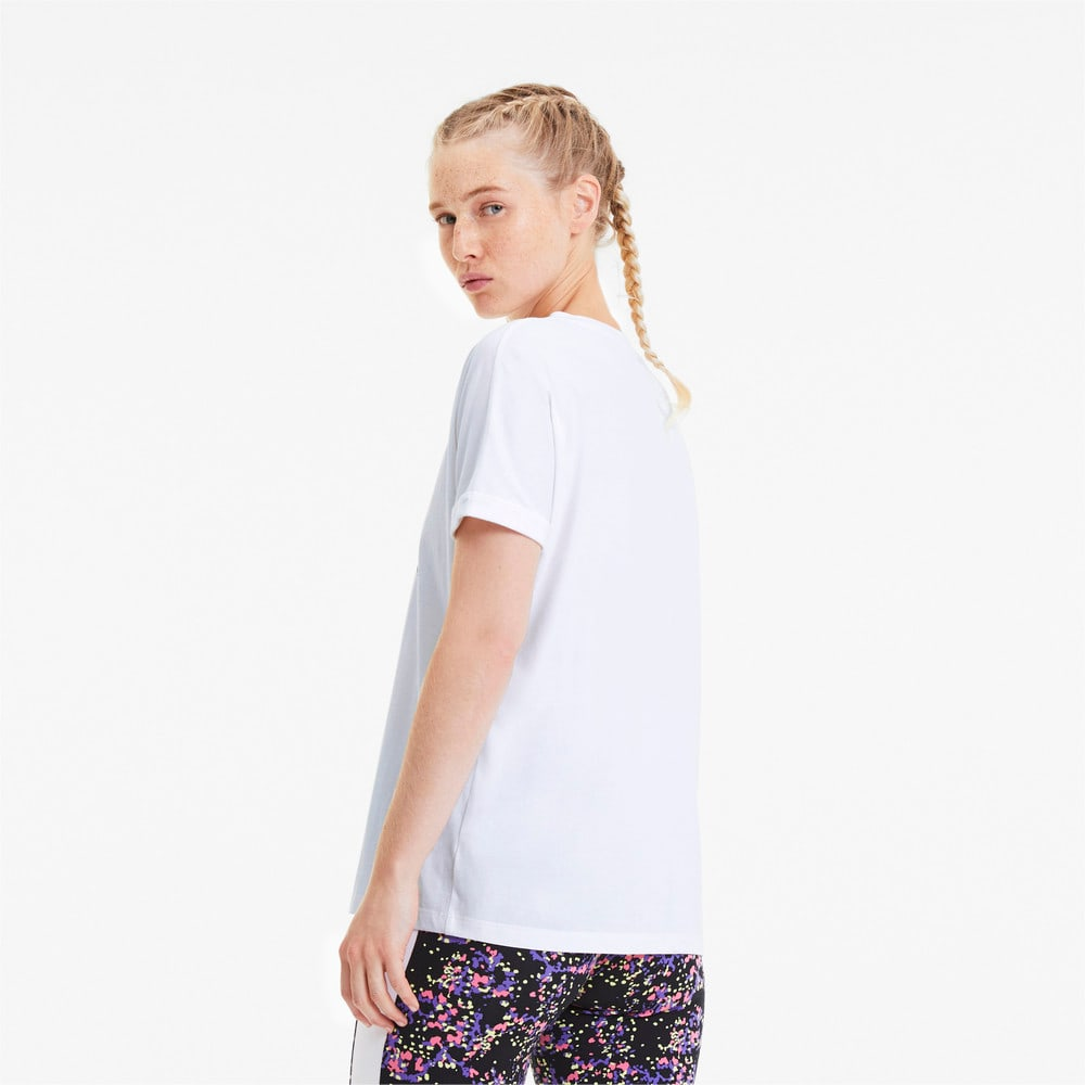 Image PUMA Camiseta AOP Roll Up Feminina #2