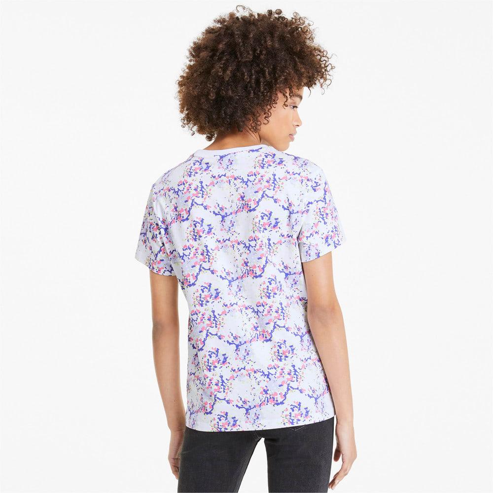 Image PUMA Camiseta PUMA AOP Feminina #2