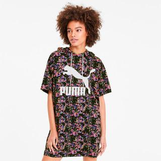 Image PUMA Vestido com Capuz AOP Summer Feminino