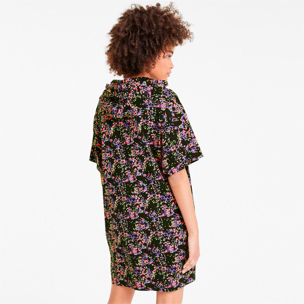 Image PUMA Vestido com Capuz AOP Summer Feminino #2