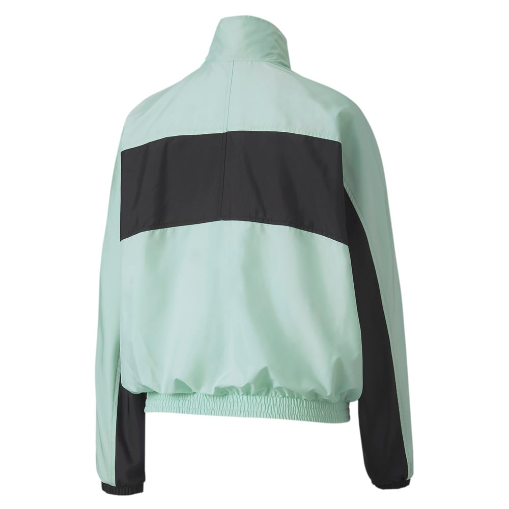 Image Puma Tailored for Sport Woven Women's Track Jacket #2