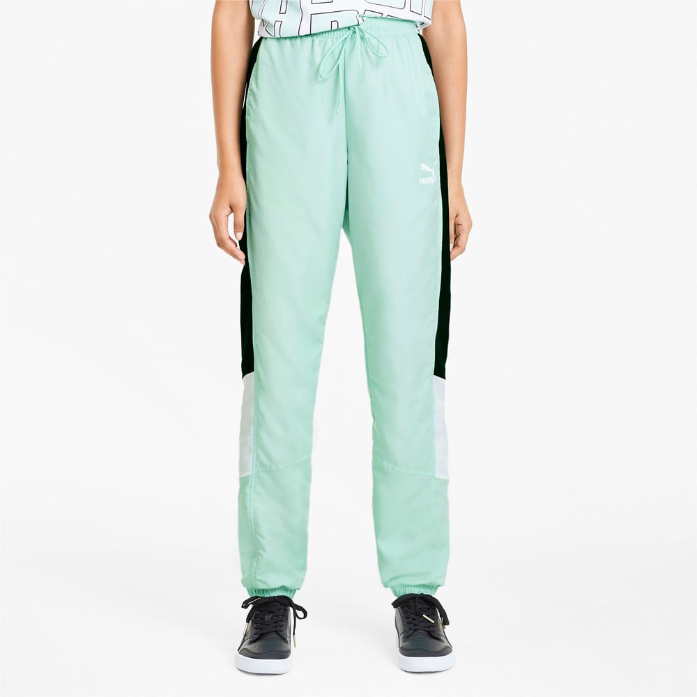 Image Puma Tailored for Sport Woven Women's Track Pants #1
