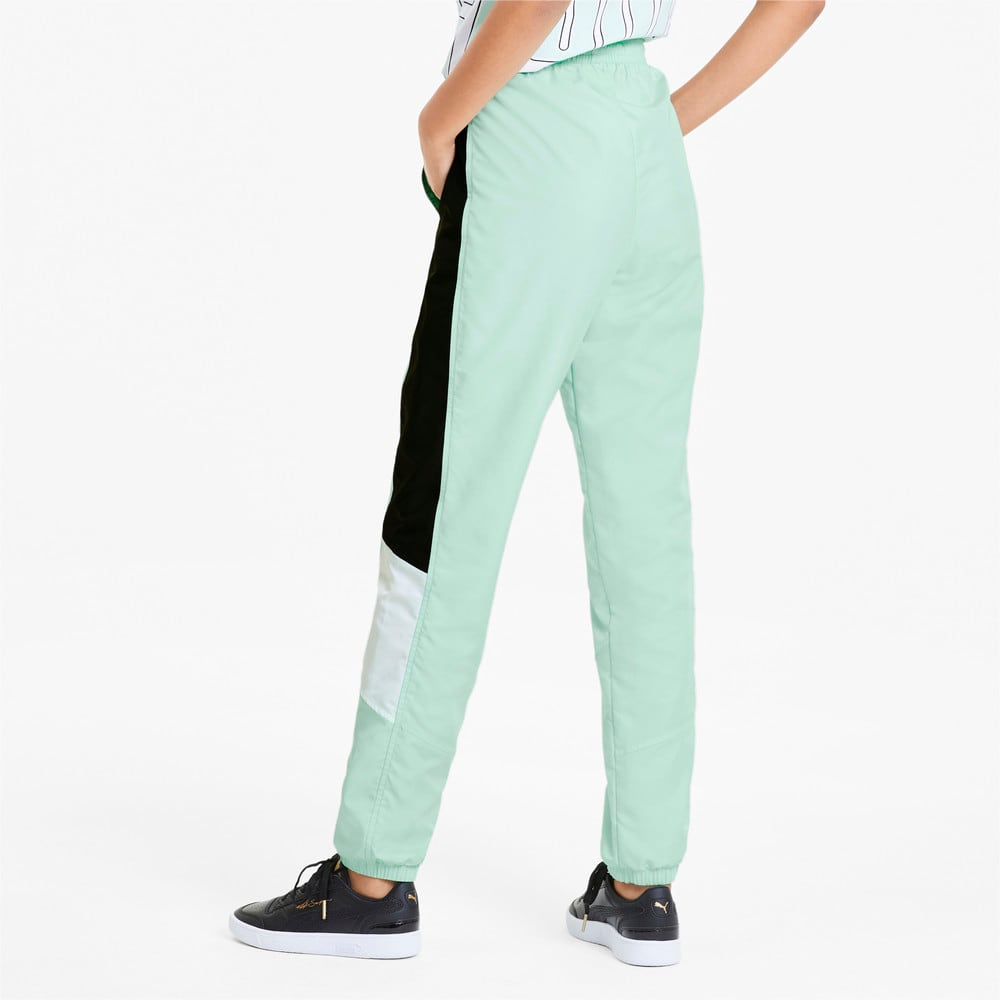 Image Puma Tailored for Sport Woven Women's Track Pants #2