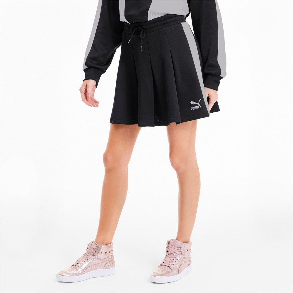 Зображення Puma Спідниця Classics T7 Pleated Women's Skirt #1