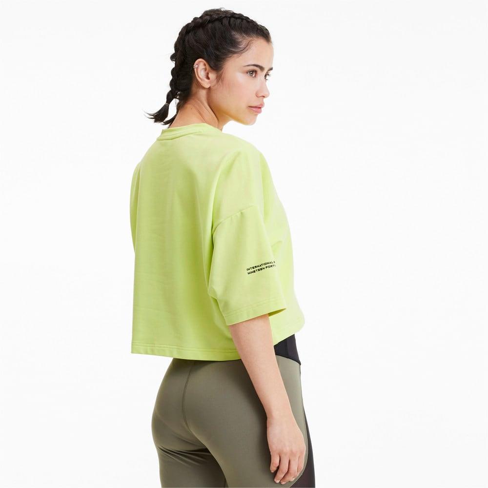 Image PUMA Camiseta Cropped Evide Formstrip Feminina #2