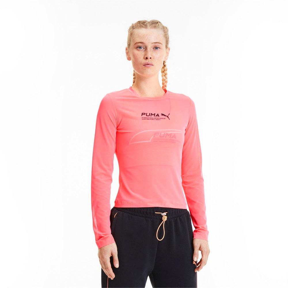 Görüntü Puma EVIDE Uzun Kollu Kadın T-Shirt #1