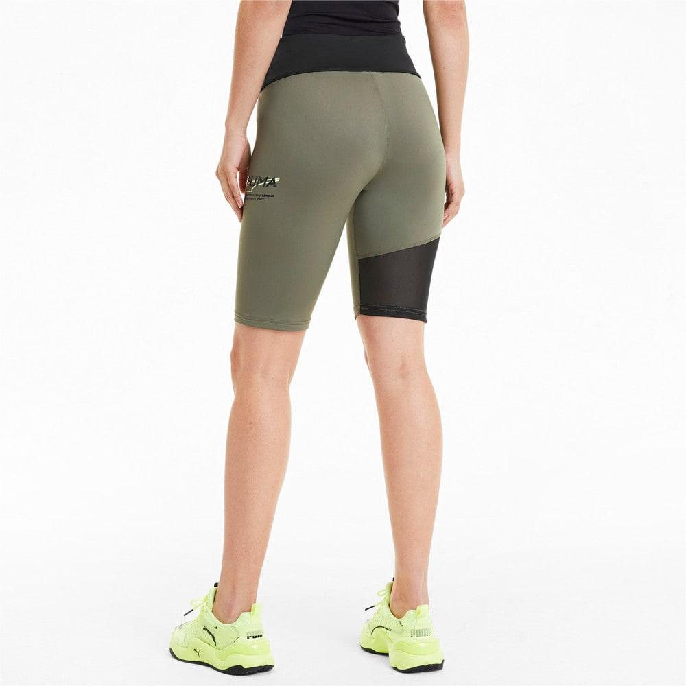 Image Puma Evide High Waist Tight Women's Shorts #2