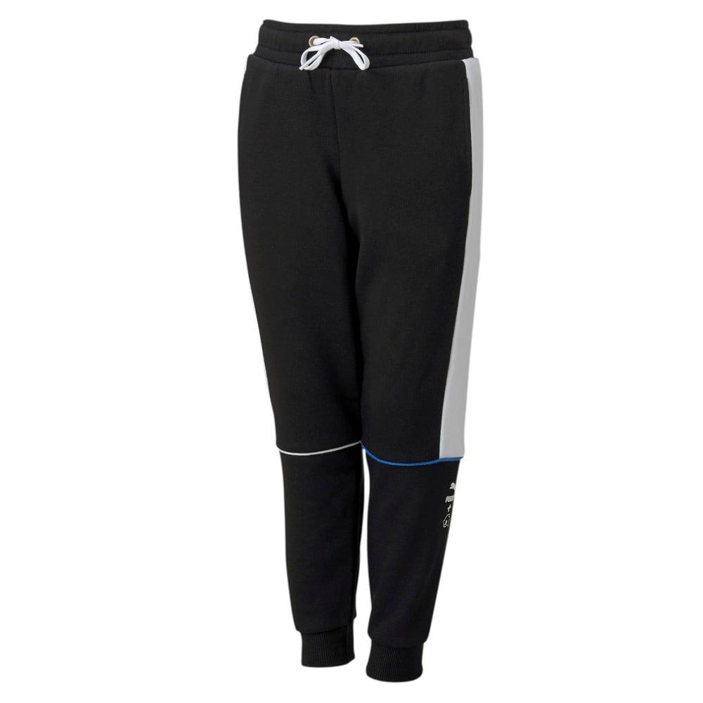 Изображение Puma Детские штаны PUMA X SEGA Sweat Pants #1
