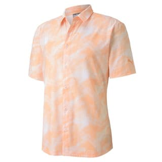 Image Puma Palms Men's Golf Shirt