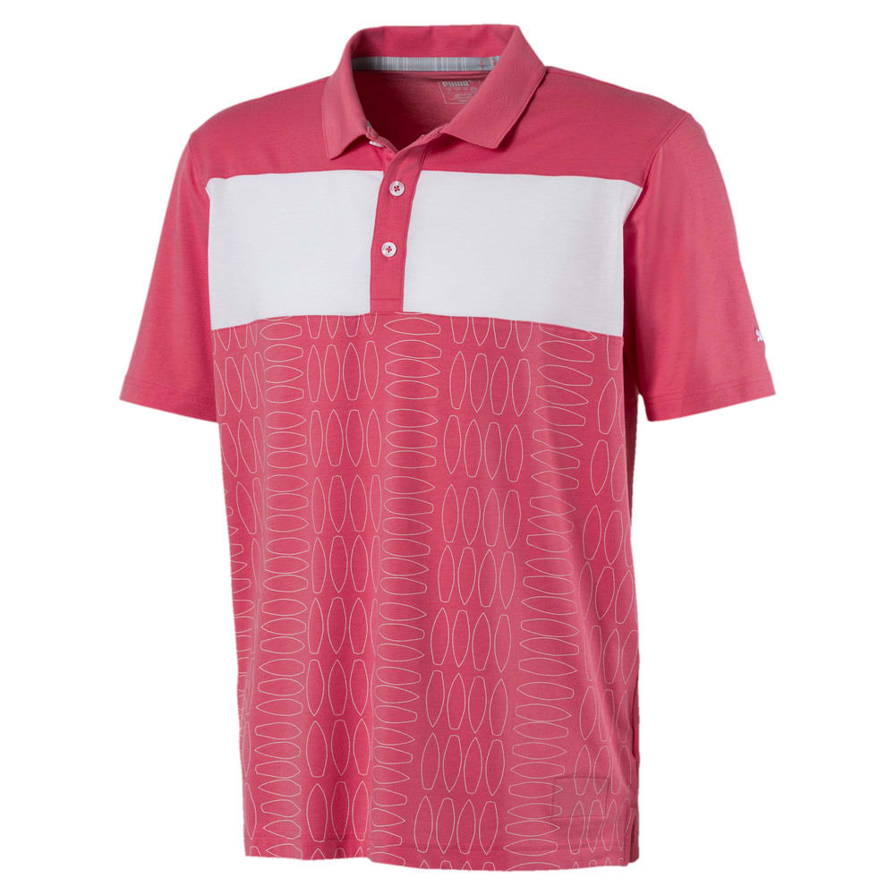 Image Puma Turf's Up Men's Golf Polo Shirt #1