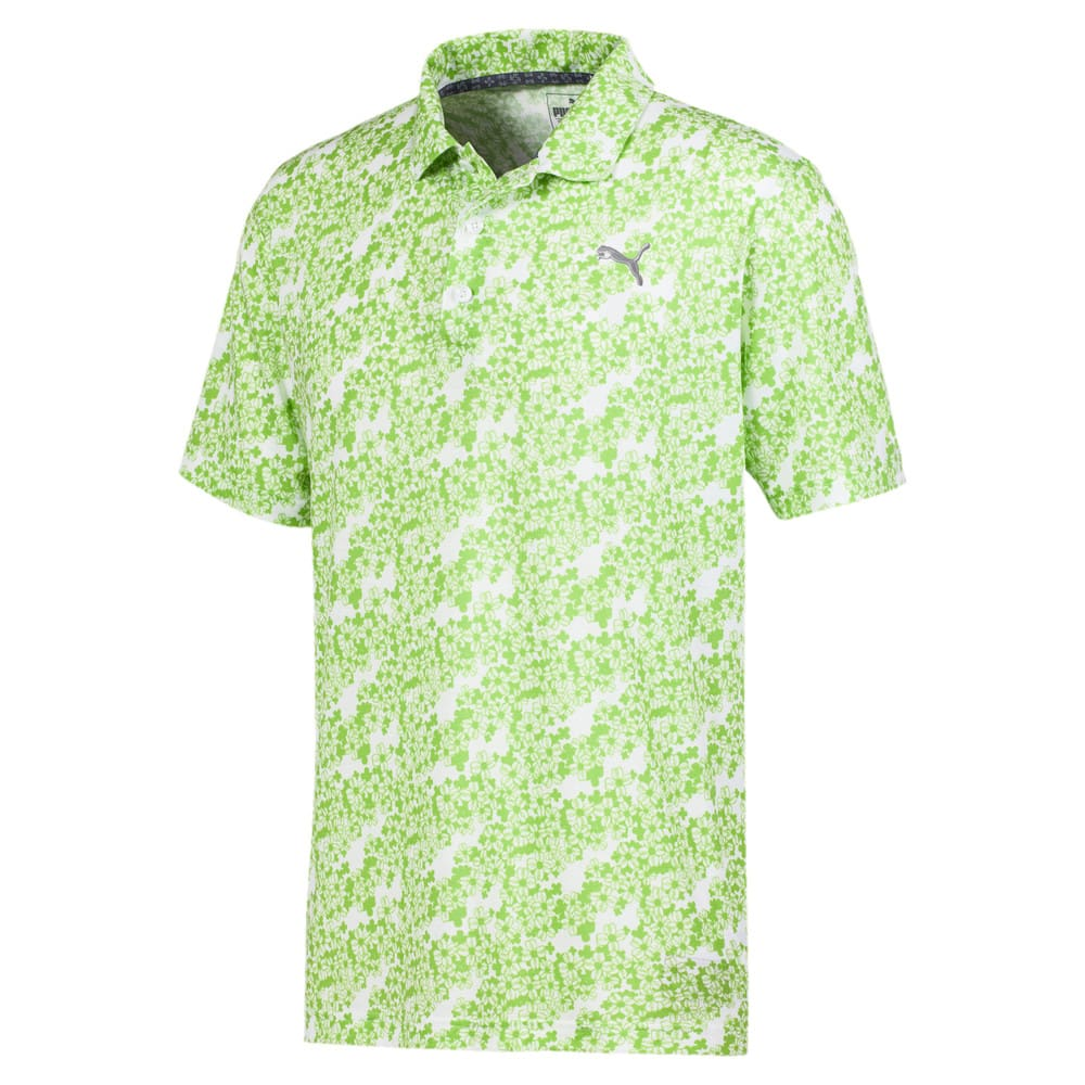 Image Puma Eleven Men's Golf Polo Shirt #1