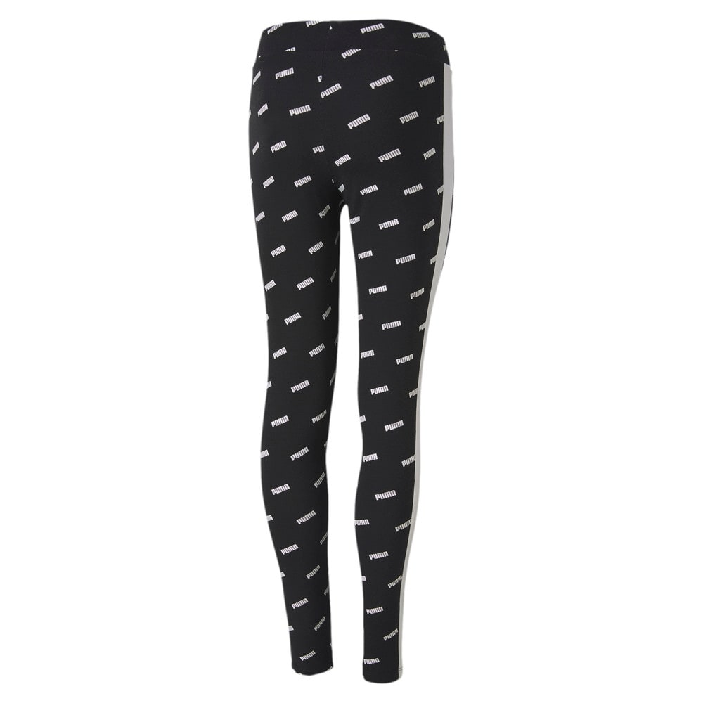 Изображение Puma Леггинсы Classics Graphics Girls' Leggings #2