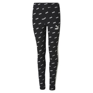 Зображення Puma Легінси Classics Graphics Girls' Leggings