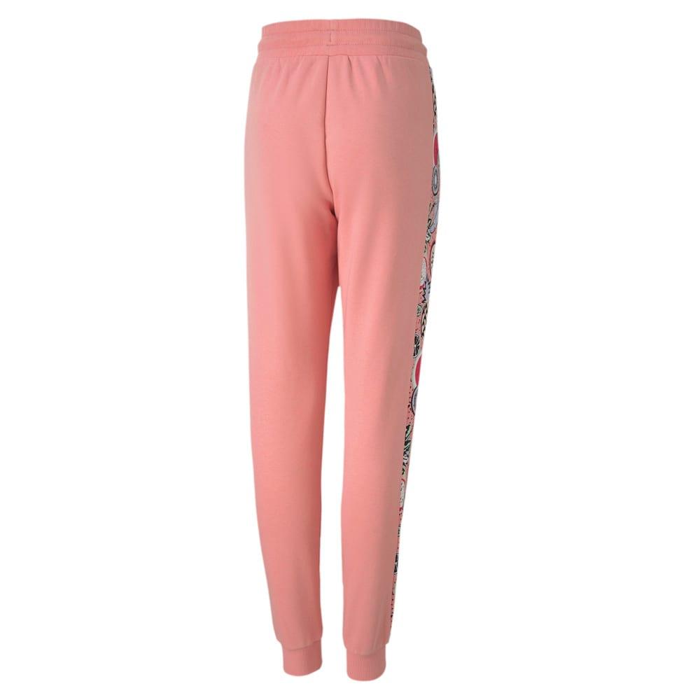 Image Puma Classics Fruit Girls' Sweatpants #2