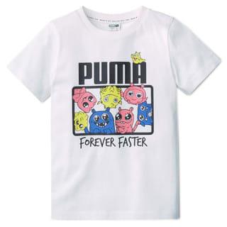 Зображення Puma Дитяча футболка Monster Tee