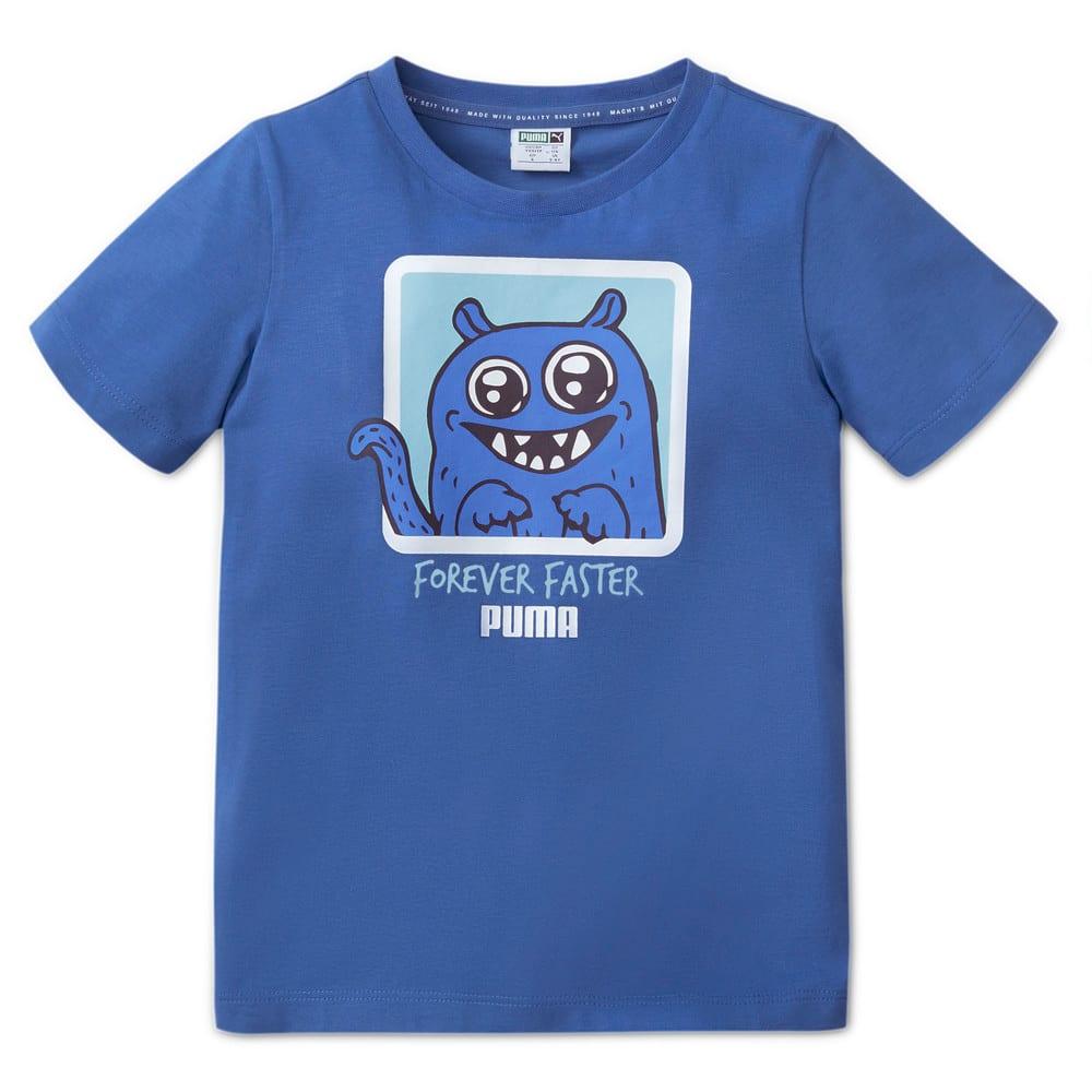 Imagen PUMA Polera Monster infantil #1