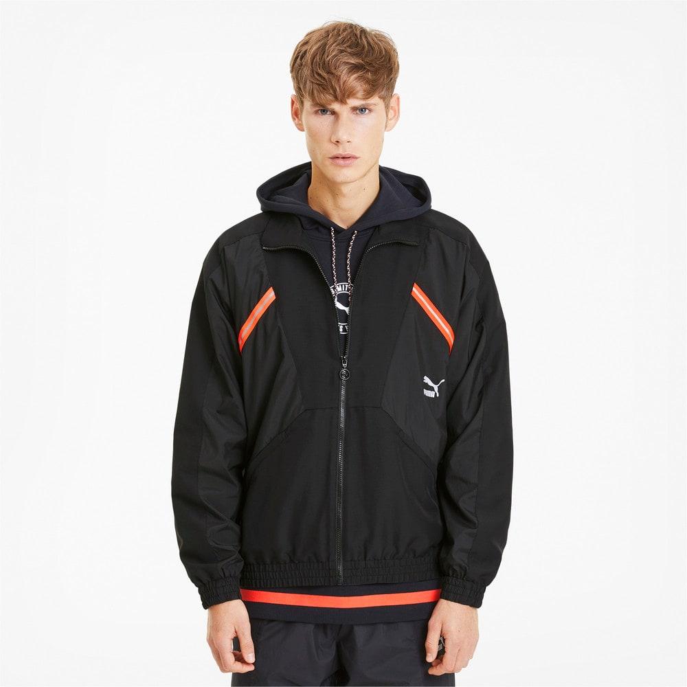 Изображение Puma Олимпийка PUMA TFS Woven Jacket #1
