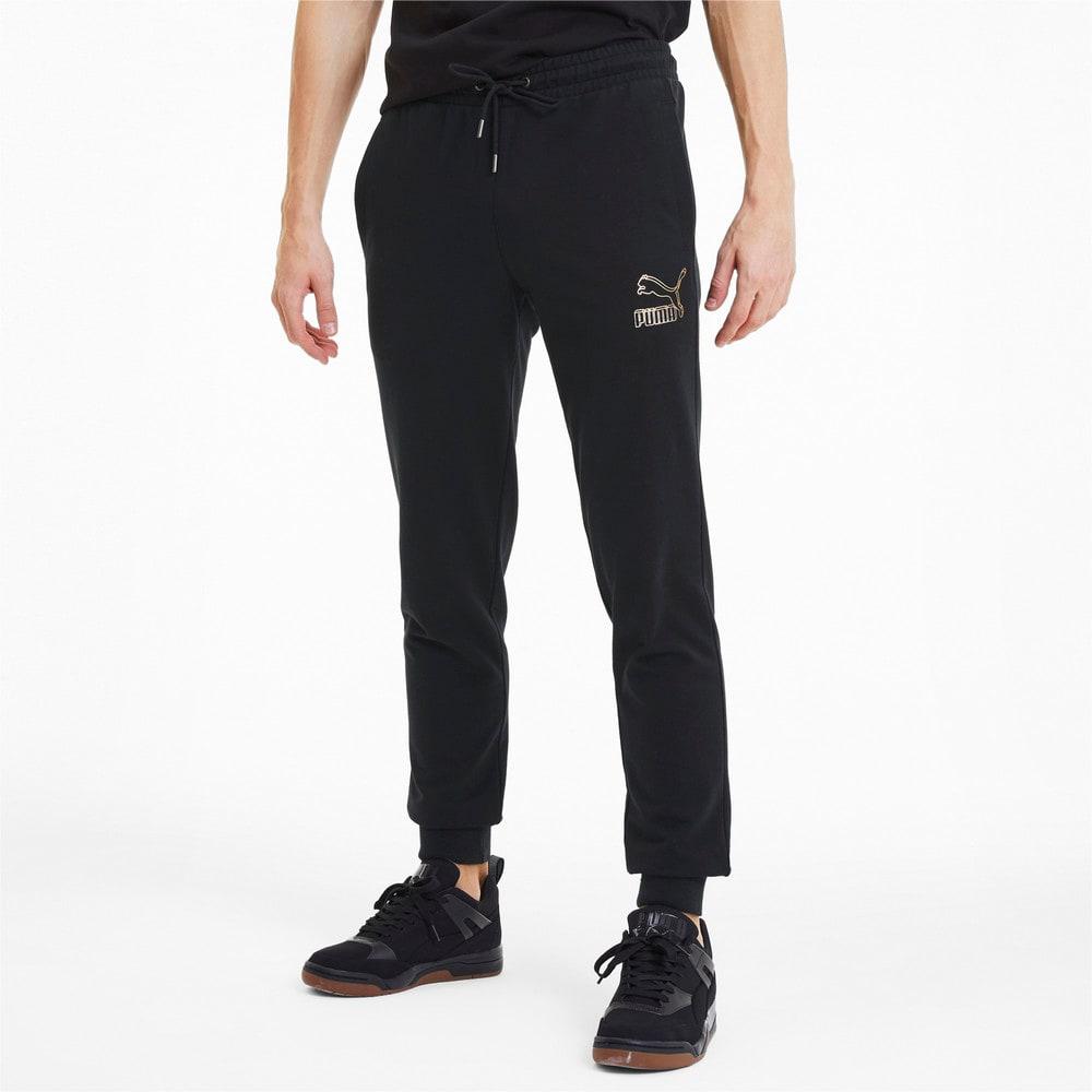 Imagen PUMA Pantalones deportivos Classics para hombre #1